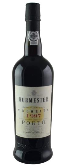 1997 J W Burmester Colheita Port