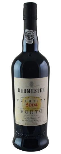 2004 J W Burmester Colheita Port