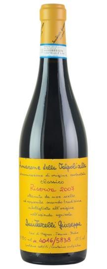 2009 Giuseppe Quintarelli Amarone della Valpolicella Riserva