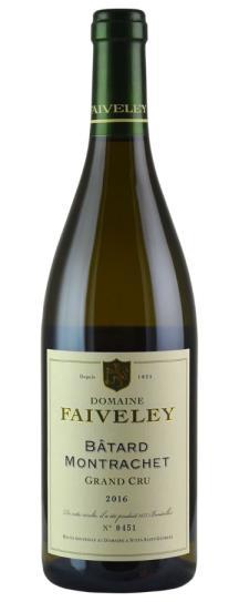 2016 Domaine Faiveley Batard Montrachet