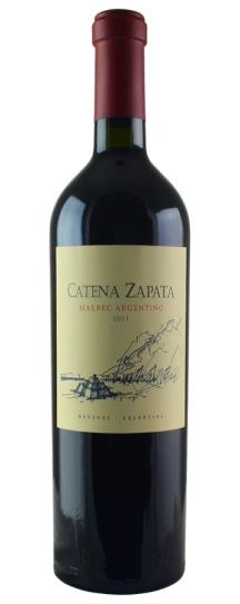 2011 Catena Zapata, Bodegas Malbec Argentino