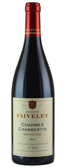 2016 Domaine Faiveley Charmes Chambertin
