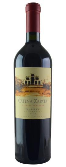 2013 Catena Zapata, Bodegas Malbec Catena Zapata Nicasia Vineyard