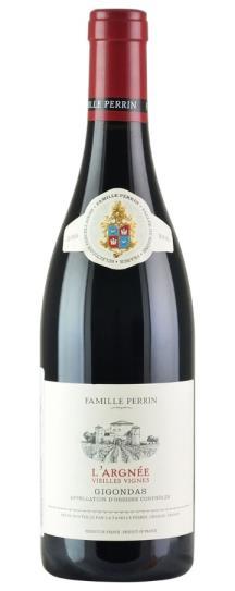 2016 Perrin Gigondas L'Argnée Vieille Vignes