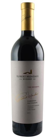 2014 Robert Mondavi Winery Cabernet Sauvignon To Kalon Reserve