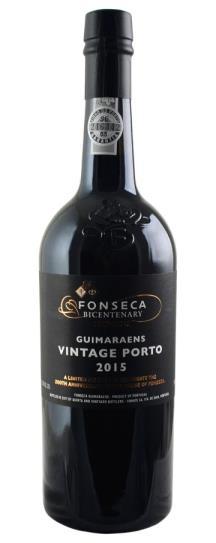 2015 Fonseca Quinta de Guimaraens Vintage Port