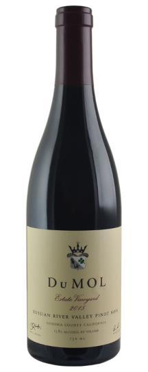 2015 Dumol Pinot Noir Estate