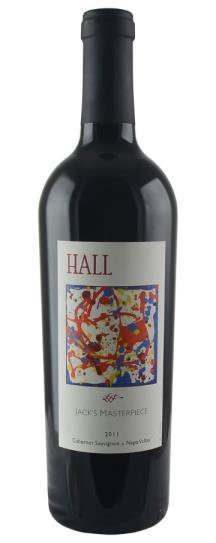 2011 Hall Cabernet Sauvignon Jack's Masterpiece