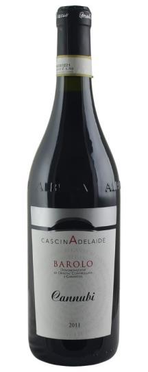 2011 Cascina Adelaide Barolo Cannubi