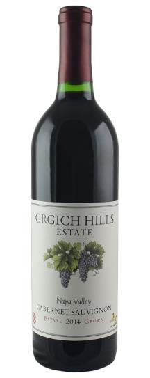 2014 Grgich Hills Cabernet Sauvignon