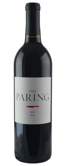 2013 Paring Paring Red