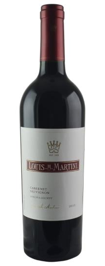 2015 Martini, Louis Cabernet Sauvignon Sonoma