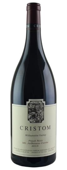 2015 Cristom Mt Jefferson Cuvee Pinot Noir