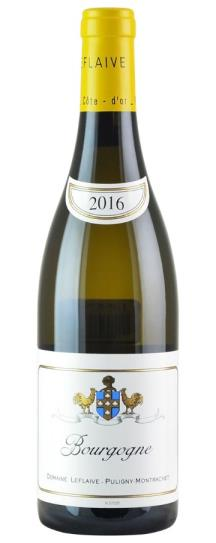 2019 Domaine Leflaive Bourgogne Blanc