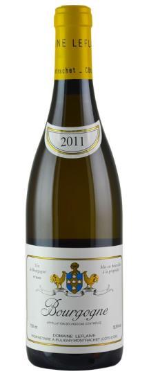 2011 Domaine Leflaive Bourgogne Blanc