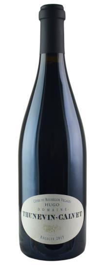 2015 Domaine Thunevin-Calvet Cotes du Roussillon Cuvee Hugo