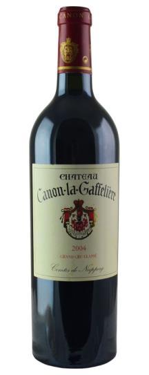 2004 Canon la Gaffeliere Bordeaux Blend