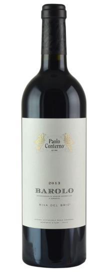 2013 Paolo Conterno Barolo Riva del Bric