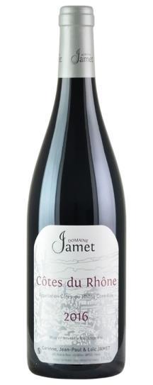 2016 Joseph Jamet Cotes du Rhone Rouge