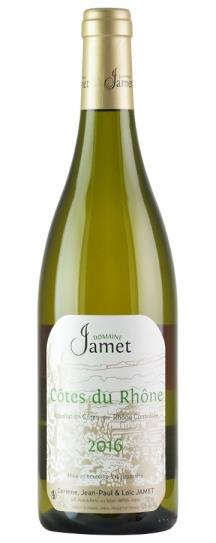 2016 Joseph Jamet Cotes du Rhone Blanc