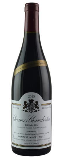 2015 Domaine Joseph Roty Charmes Chambertin Tres Vieilles Vignes