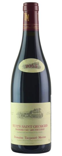 2015 Domaine Taupenot-Merme Nuits St Georges 1er Cru les Pruliers