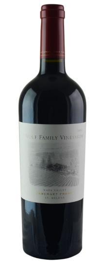 2012 Wolf Family Vineyards Estate Cabernet Franc