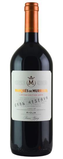 2010 Marques de Murrieta Rioja Gran Reserva