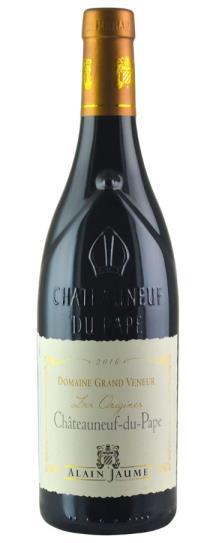 2016 Domaine Grand Veneur Chateauneuf du Pape Cuvee Les Origines