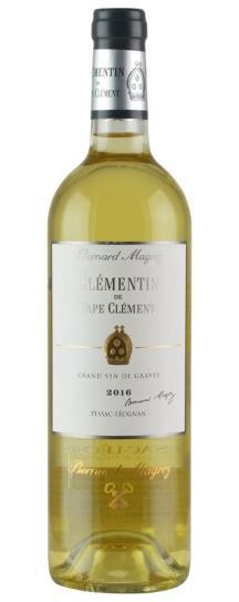 2016 Le Clementin (Pape Clement) Blanc