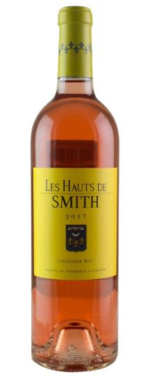 2017 Smith-Haut-Lafitte Les Hauts de Smith Rose