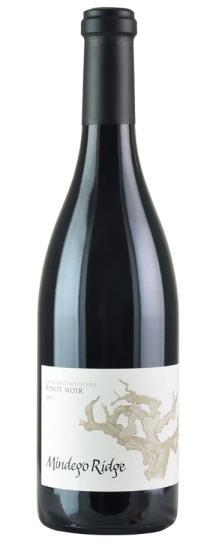 2015 Mindego Ridge Pinot Noir Santa Cruz