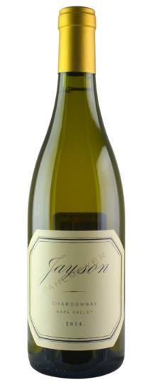 2014 Pahlmeyer Winery Jayson Chardonnay