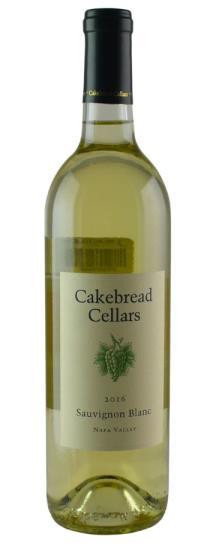 2016 Cakebread Cellars Sauvignon Blanc