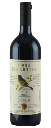 2015 Castellare di Castellina I Sodi di San Niccolo Vino da Tavola