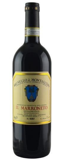 2013 Il Marroneto Brunello di Montalcino