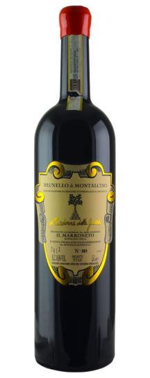 2013 Il Marroneto Brunello di Montalcino Madonna delle Grazie