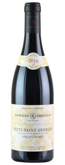2016 Robert Chevillon Nuits St Georges Vieilles Vignes