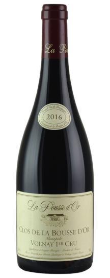 2016 Domaine de la Pousse d'Or Volnay Clos de la Bousse d'Or