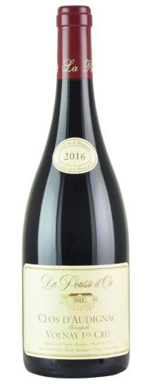 2016 Domaine de la Pousse d'Or Volnay Clos d'Audignac 1er Cru