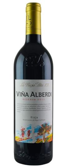 2011 La Rioja Alta Vina Alberdi Reserva