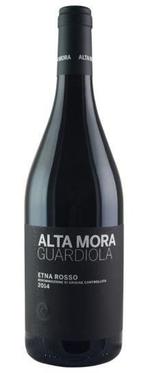 2014 Alta Mora Guardiola Etna Rosso