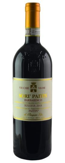 2010 Az Agr Paitin Barbaresco Sori Paitin Vecchie Vigne