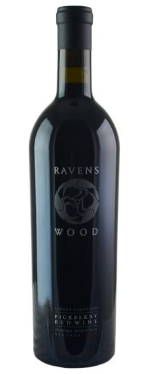 2012 Ravenswood Pickberry Proprietary Red Wine