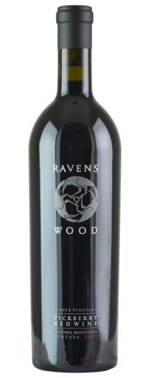 2013 Ravenswood Pickberry Proprietary Red Wine