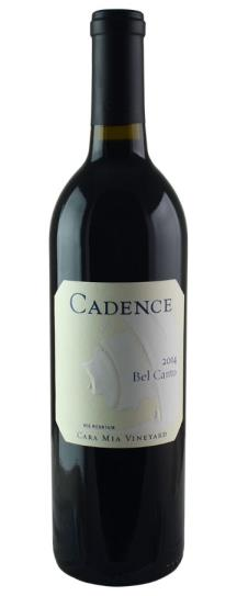2014 Cadence Bel Canto