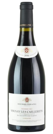 2018 Bouchard Pere et Fils Volnay Caillerets Ancienne Cuvee Carnot Premier Cru