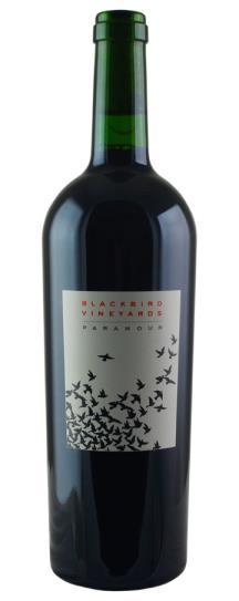 2014 Blackbird Vineyards Paramour