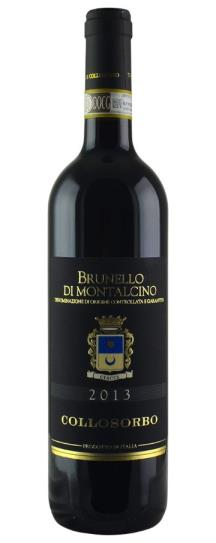 2013 Collosorbo Brunello di Montalcino