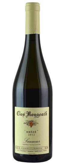 2012 Clos Rougeard Saumur Champigny Blanc Breze